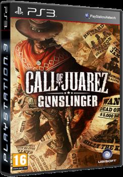 [PS3] [PSN] Call of Juarez: Gunslinger [RUS\ENG] [Repack] [1хDVD5]