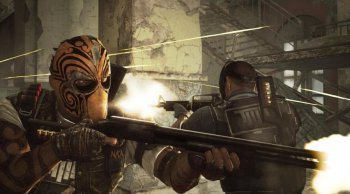 [PS3] Army of Two : The Devil's Cartel [ENG] [Repack] [2хDVD5]