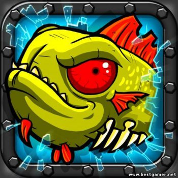 Zombie Fish Tank [1.0.1, Аркада, iOS 4.3, ENG]