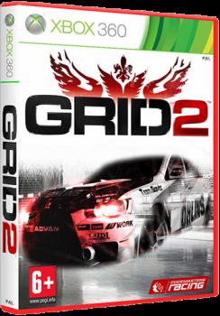 [XBOX360] GRID 2 [Region Free/ENG]