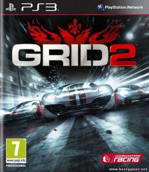 [PS3]GRID 2 [EUR/ENG]