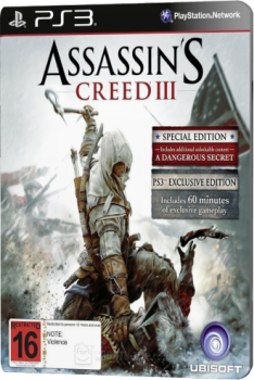 [PS3]Assassins.Creed.III.Special.Edition + Fix 3.55[EUR]