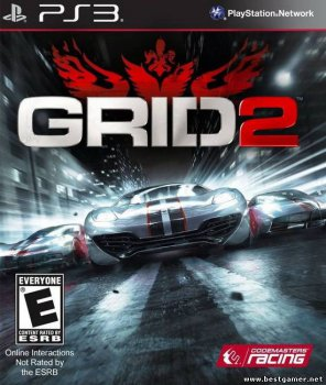[PS3]GRID 2 + ALL DLC [USA/ENG] 3.41/3.55/4.21+