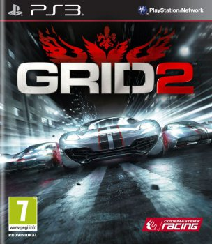 [PS3]Grid 2 (2013) PS3 Repack by CG