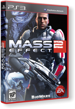 [PS3]Mass Effect 2 [PAL] [ENG\RUS] [Repack] [3xDVD5]