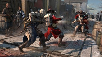 [PS3]Assassin's Creed III + 18 DLC [Repack/Latest v.1.06] 2012 | RG Inferno