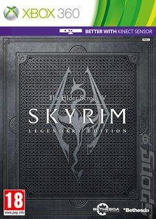 [XBOX360]The Elder Scrolls V Skyrim Legendary Edition French XBOX360-iNSO