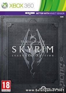 [XBOX360]The Elder Scrolls V Skyrim Legendary Edition (PAL/NSTC-U)
