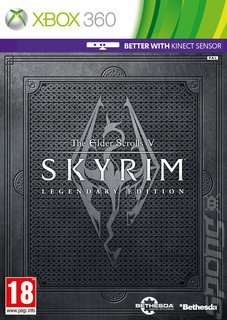 [XBOX360]The Elder Scrolls V: Skyrim Legendary Edition [PAL,NTSC-U/ENG] [LT+ v2.0]