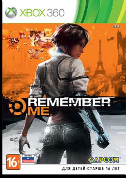 [XBOX360][FULL] Remember Me [RUS]