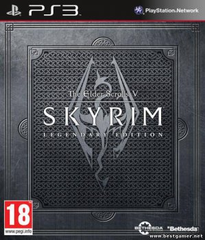 [PS3]The Elder Scrolls V: Skyrim - Legendary Edition [USA/ENG]