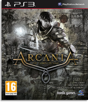 [PS3] ArcaniA: The Complete Tale [RUS\ENG] [Repack] [2хDVD5]