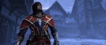Новый трейлер Castlevania: Lords of Shadow 2