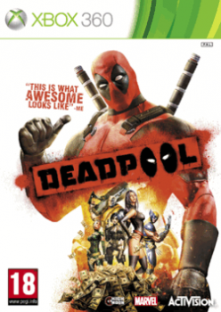 [XBOX360] Deadpool [Region Free][ENG][LT+ 2.0]