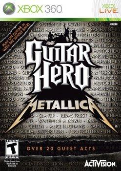 [XBOX360] Guitar Hero: Metallica [Region Free / ENG]