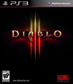Геймплей PS3 - версии Diablo 3