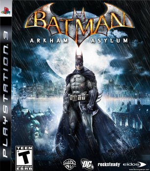 [PS3] Batman Arkham Asylum (All CFW)
