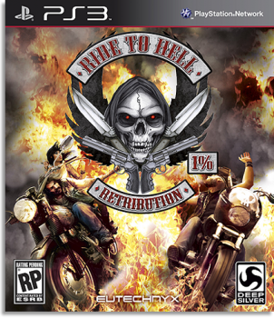 [PS3]Ride To Hell: Retribution [FULL] [ENG] [4.30+]