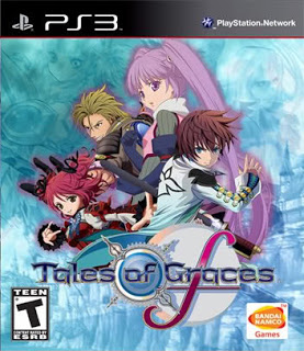 [PS3]Tales Of Graces f (UNDUB) [USA/ENG] (3.55)