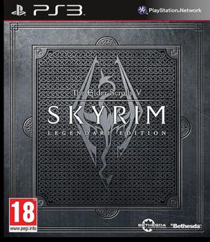[PS3]The Elder Scrolls V: Skyrim [Legendary Edition] [RUS\ENG] [Repack] [2xDVD5]