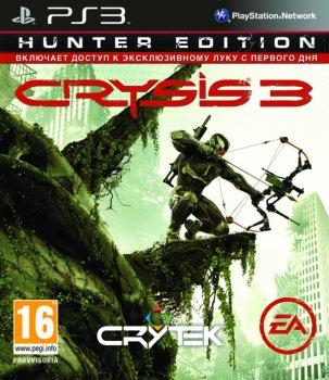[PS3] Crysis 3 [PAL] [RUS\ENG] [Repack] [2хDVD5]