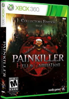 [XBOX360]Painkiller Hell & Damnation [GOD / RUSSOUND]