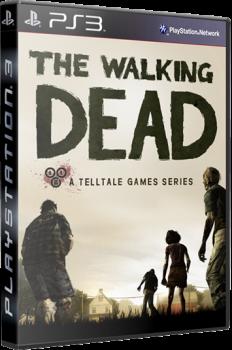 [PS3] The Walking Dead (RUS) (Repack) (1хDVD5)