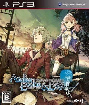 [PS3]Escha & Logy no Atelier: Tasogare no Sora no Renkinjutsushi [JPN/JAP] [iND] BY CG