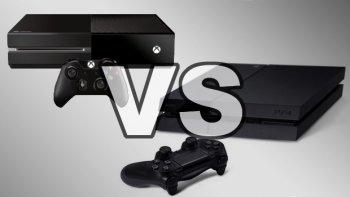 Голосование PS4 vs XBOX ONE