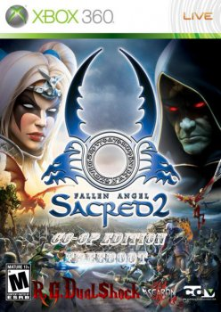 [XBOX360][FULL] Sacred 2: Fallen Angel CO-OP Edition [RUSSOUND] (Релиз от R.G.DShock)