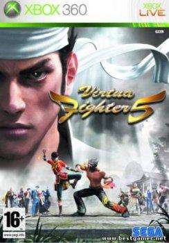[XBOX360]Virtua Fighter 5 (2007) [PAL][ENG]