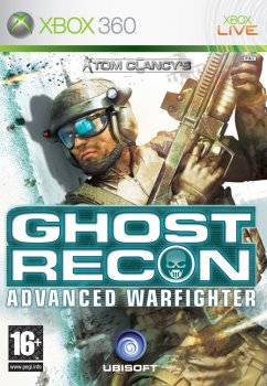 [XBOX360]Tom Clancy's Ghost Recon Advanced Warfighter Premium Edition [Region Free][ENG]
