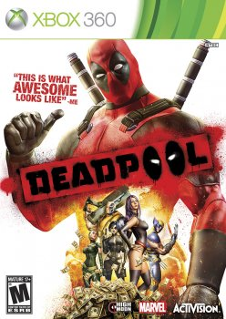 [XBOX360][FULL][DLC] DEADPOOL [RUS]