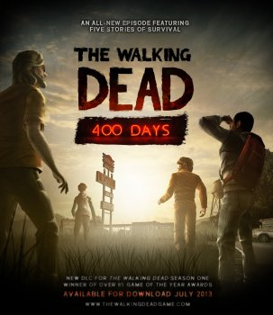 [PS3]The Walking Dead: 400 Days (DLC) [USA/ENG]