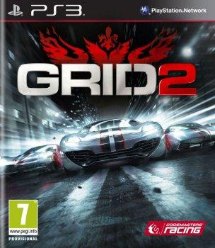 [PS3] GRID 2 (v1.01 + DLC) [ENG] [Repack] [2xDVD5]