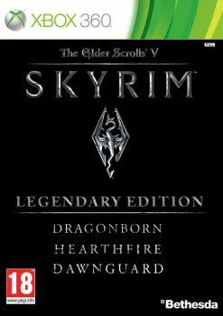 [XBOX360]Skyrim Legendary Edition [PAL/NTSC-U/RUSSOUND] (XGD3) (LT+ 3.0)