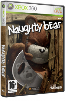 [XBOX360]Naughty Bear [PAL/NTSC-U / RUS]