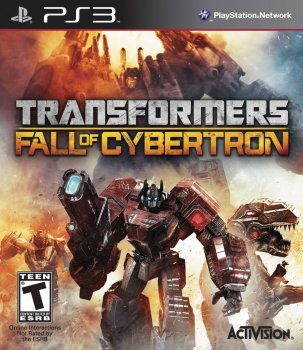 [PS3]Transformers - Fall of Cybertron [USA/RUS]