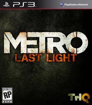 [PS3]Metro: Last Light [RUS\ENG] [Repack] [2хDVD5]