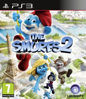 [PS3]The Smurfs 2 [FULL] [ENG] [3.41/3.55/4.30+] by cg
