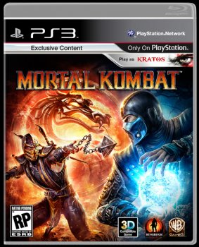 [PS3]Mortal Kombat: Komplete Edition [EUR/RUS]