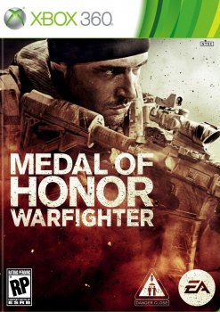 [XBOX360][FULL] Medal of Honor. Warfighter [GOD / Russound]