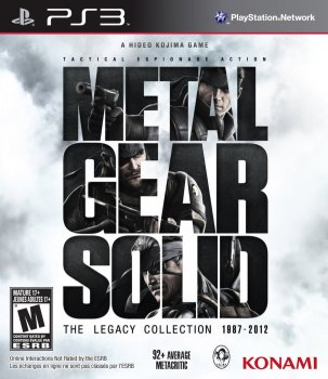 [PS3]Metal Gear Solid: The Legacy Collection [USA\ENG][4.30 CFW]