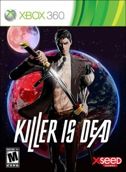[XBOX360]Killer is Dead [ NTSC-J / ENG ]