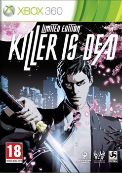 [XBOX360][Freeboot][FULL] Killer Is Dead [ENG]