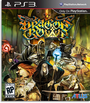 [PS3] Dragons Crown [USA/ENG][CWF 4.40+]