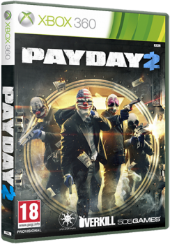 [XBOX360]PayDay 2 [Region Free/ENG]COMPLEX