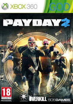 [XBOX360][GOD / ENG]PayDay 2