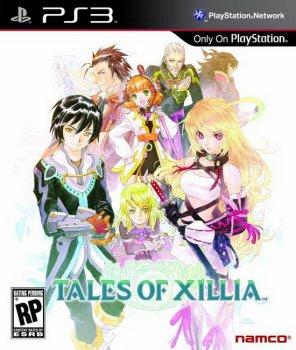[PS3]Tales of Xillia (Undub) [EUR/ENG]