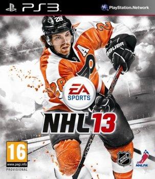 [PS3]NHL 13 (2012) (RUS)